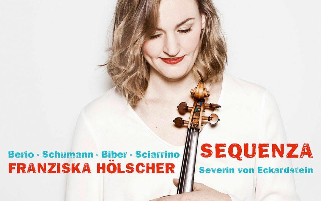 """""""Atemberaubende Debüt-CD von Franziska Hölscher"""""""