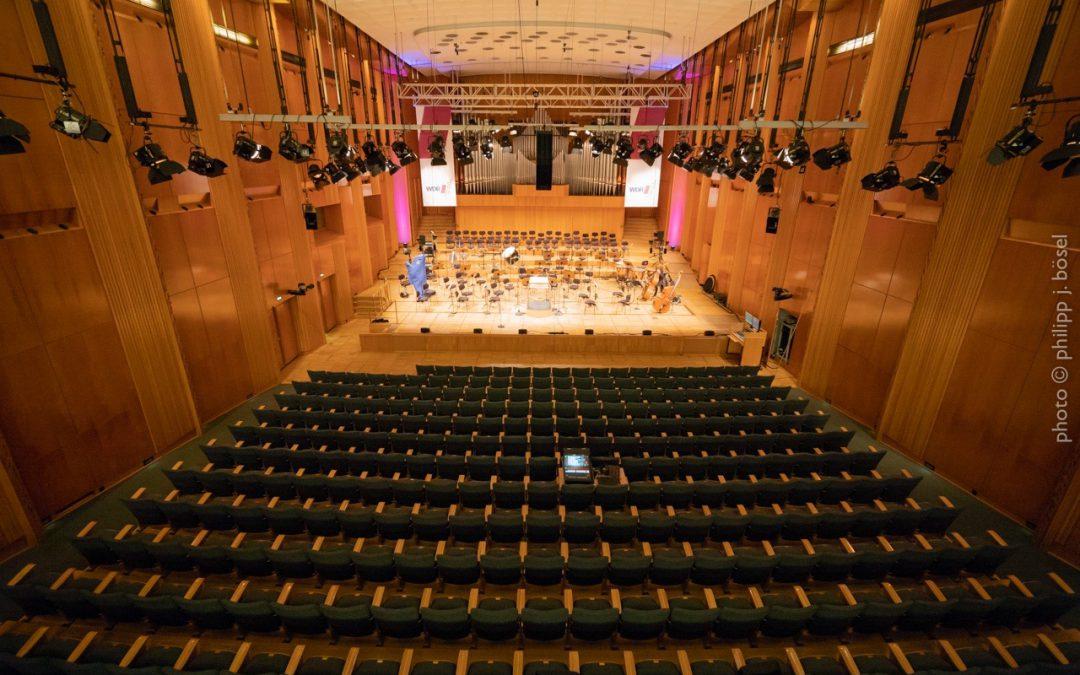 Debüt im WDR Köln