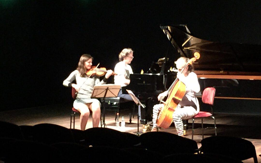 Kammermusik mit Martin Helmchen, Stephen Waarts, Gregor Sigl und Marie-Elisabeth Hecker auf Deutschlanfunk Kultur