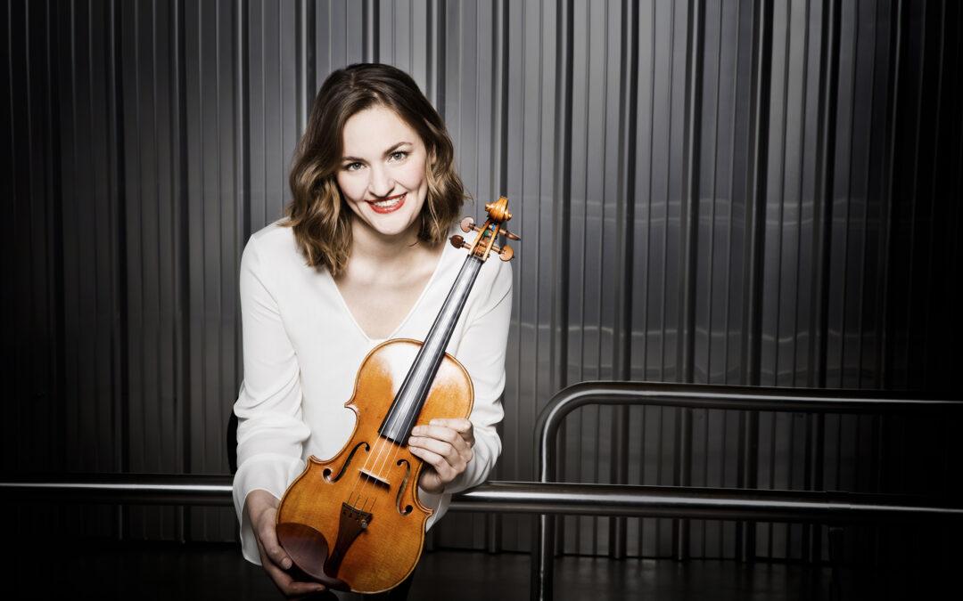 Franziska Hölscher zu Gast bei NDR Kultur à la carte