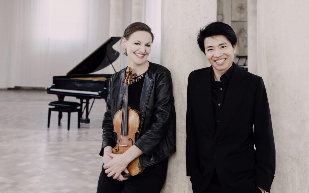 Kit Armstrong und Franziska Hölscher übernehmen die Künstlerische Leitung der Musiktage Feldafing